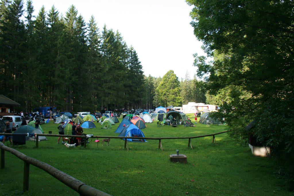Campingplatz Erlaufsee