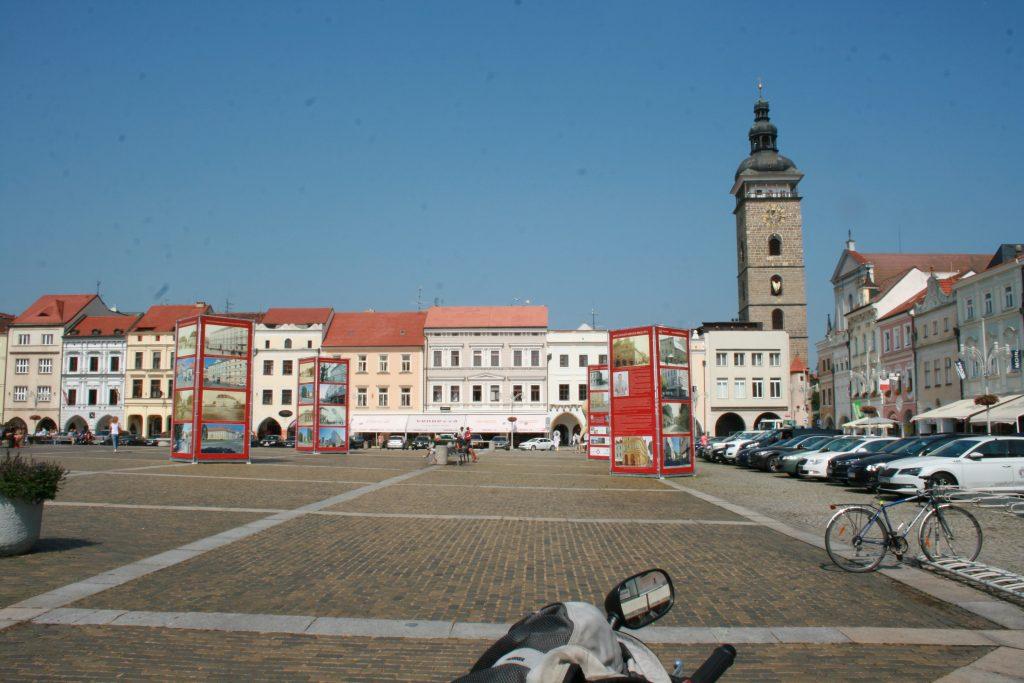 Marktplatz von Budweis